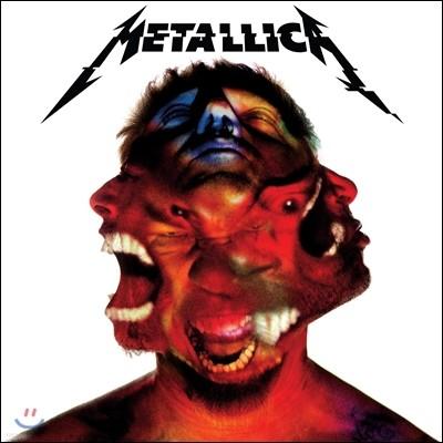 Metallica (메탈리카) - Hardwired... To Self-Destruct [컬러 바이닐 LP]