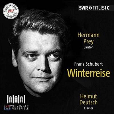 Hermann Prey 슈베르트: 가곡집 '겨울나그네' (Schubert: 'Winterreise') 헤르만 프라이, 헬무트 도이치