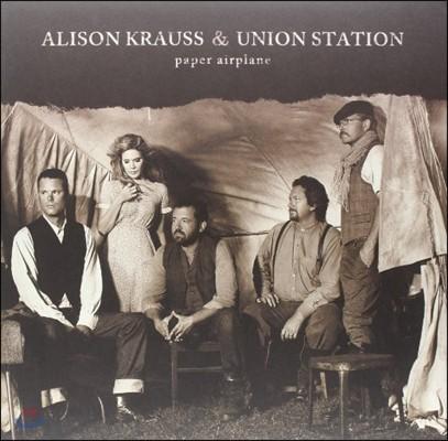 Alison Krauss & Union Station (앨리슨 크라우스 & 유니온 스테이션) - Paper Airplane [LP]
