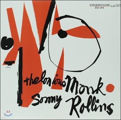 Thelonious Monk & Sonny Rollins (델로니어스 몽크, 소니 롤린스) - Monk & Rollins [LP]