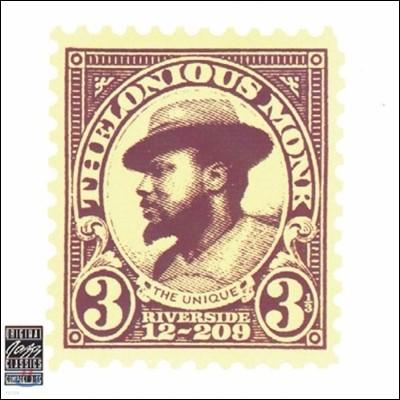 Thelonious Monk (델로니어스 몽크) - The Unique [LP]