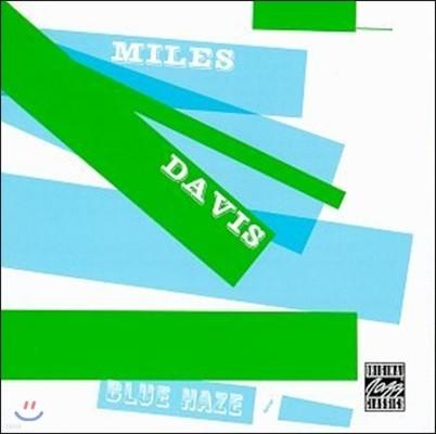 Miles Davis (마일스 데이비스) - Blue Haze [LP]