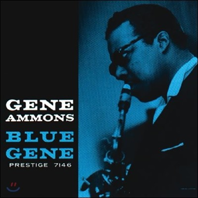 Gene Ammons (진 아몬스) - Blue Gene [LP]