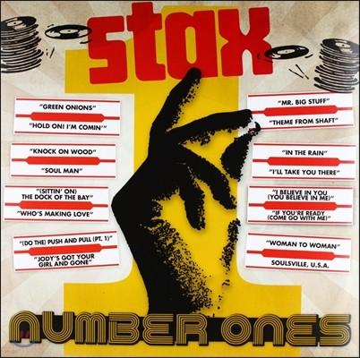 Stax Number Ones (스택스 넘버 원즈: 스택스 레코드의 베스트 컴필레이션) [LP]