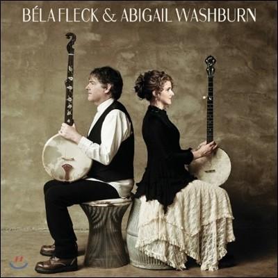 Bela Fleck & Abigail Washburn (벨라 플렉 & 애비게일 워쉬번) - Bela Fleck & Abigail Washburn [LP]