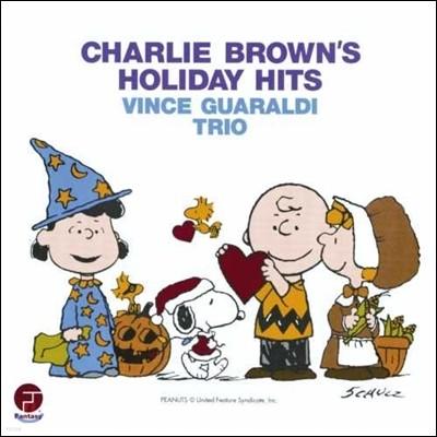 Vince Guaraldi Trio (빈스 과랄디 트리오) - Charlie Brown's Holiday Hits (찰리 브라운의 할리데이 히트곡집) [LP]