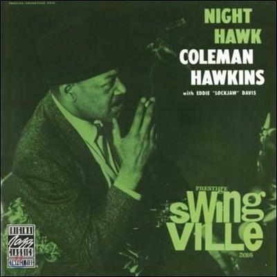 Coleman Hawkins & Eddie 'Lockjaw' Davis (콜맨 호킨스, 에디 락조 데이비스) - Night Hawk [LP]