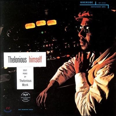 Thelonious Monk (델로니어스 몽크) - Thelonious Himself [LP]