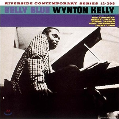 Wynton Kelly (윈튼 켈리) - Kelly Blue [LP]