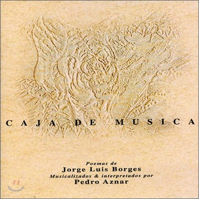 Pedro Aznar - Caja De Musica