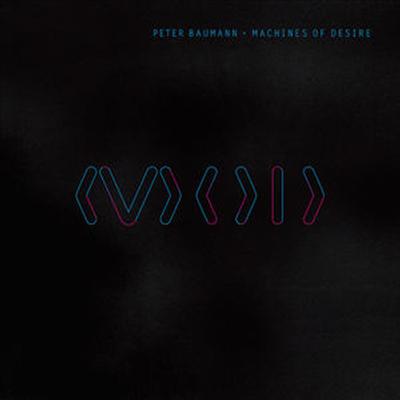Peter Baumann (Tangerine Dream) - Machines Of Desire (Digipack)