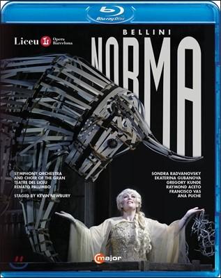 Sondra Radvanovsky / Renato Palumbo 벨리니: 노르마 (Bellini: Norma) 손드라 라드바노프스키, 리세우 대극장 심포니