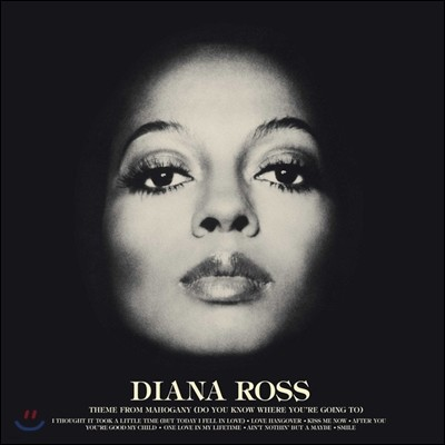 Diana Ross (다이애나 로스) - Diana Diana Ross [LP]