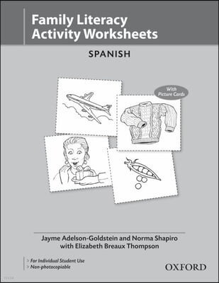 The Family Literacy Activity Worksheets