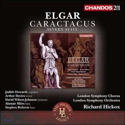 Richard Hickox 엘가: 칸타타 '카락타쿠스', 세번 강 모음곡 (Edward Elgar: Cantata 'Caractacus Op.35', Severn Suite Op.87)
