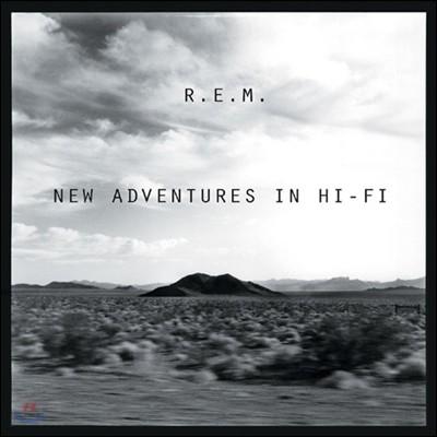 R.E.M. (알이엠) - 10집 New Adventures In Hi-Fi