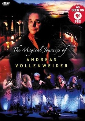 Andreas Vollenweider - The Magical Journey Of Andreas Vollenweider