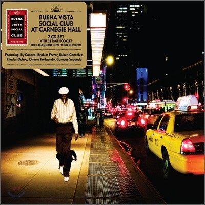 Buena Vista Social Club - at Carnegie Hall 부에나 비스타 소설 클럽 카네기 홀 라이브