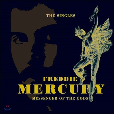 Freddie Mercury - Messenger Of The Gods: The Singles Collection 프레디 머큐리 솔로 싱글 컬렉션