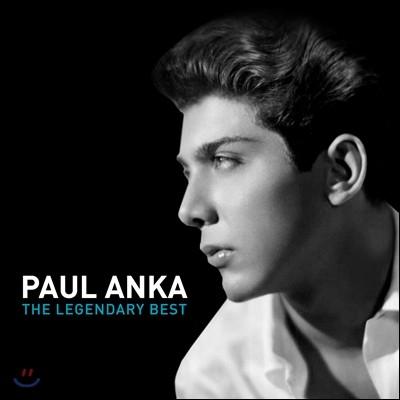 Paul Anka (폴 앙카) - The Legendary Best (레전더리 베스트)