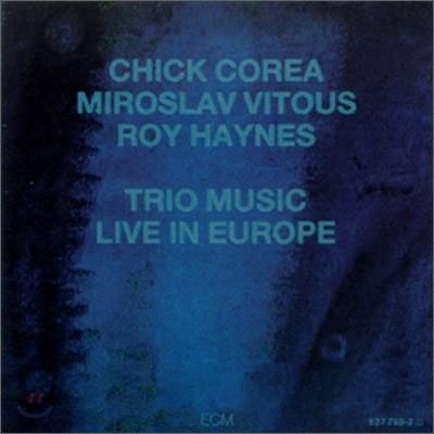 Chick Corea - Trio music, Live In Europe (ECM Touchstone Series)