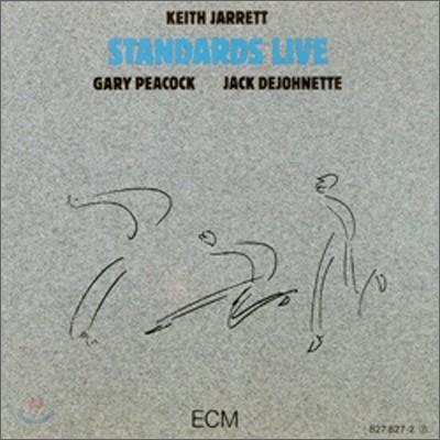 Keith Jarrett - Standards Live (ECM Touchstone Series)