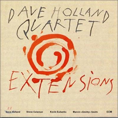 Dave Holland Quartet - Extensions (ECM Touchstone Series)