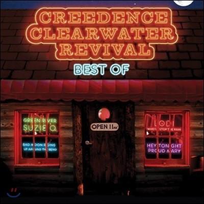 Creedence Clearwater Revival - Best Of [Bonus Live CD][2CD]
