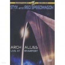 Styx & REO Speedwagon - Arch Allies: Live At Riverport [DVD]