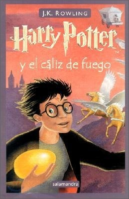 Harry Potter y el Caliz del Fuego