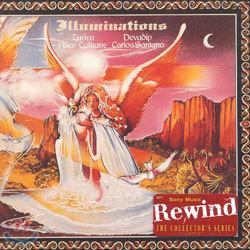 Carlos Santana, Alice Coltrane - Illuminations