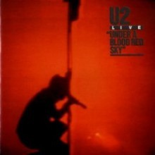 U2 (유투) - Under A Blood Red Sky [LP]