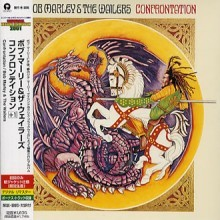 Bob Marley & The Wailers - Confrontation (1 Bonus Track) (Japan Limited Edition Vintage Vinyl Replica)