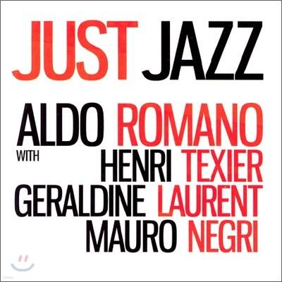 Aldo Romano (알도 로마노) - Just Jazz