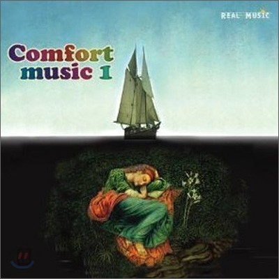 Real Music Album Sampler 뉴에이지 음악 모음집 (Comfort Music 1)