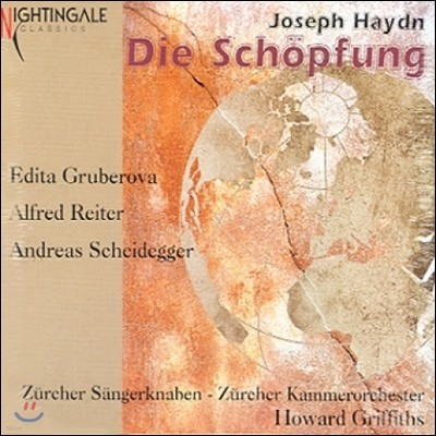 Howard Griffiths / Edita Gruberova 하이든: 오라토리오 '천지창조' (Haydn: Oratorio Die Schopfung)