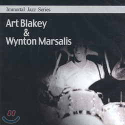 Immortal Jazz Series - Art Blakey & Wynton Marsalis