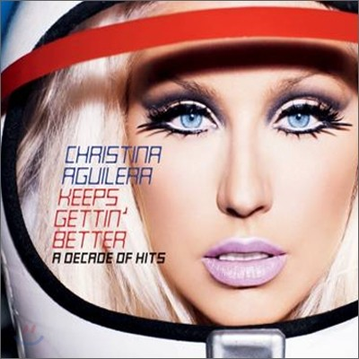 Christina Aguilera - Keeps Gettin' Better: A Decade of Hits (CD+DVD version)