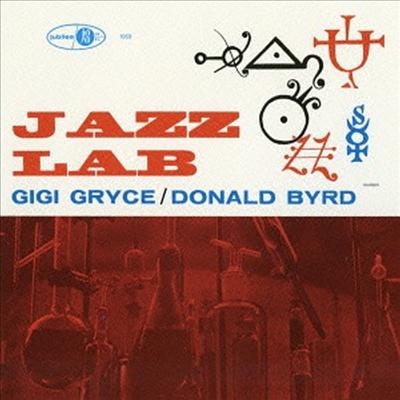 Donald Byrd & Gigi Gryce - Jazz Lab (Ltd. Ed)(Remastered)(SHM-CD)(일본반)