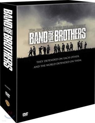 밴드 오브 브라더스 일반판(6disc)