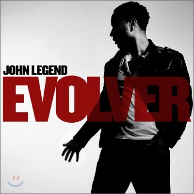 John Legend - Evolver (Standard Edition)