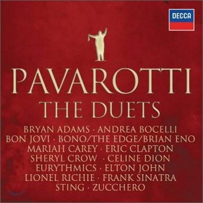 Luciano Pavarotti - The Duets 루치아노 파바로티 듀엣