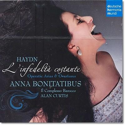 하이든 : 오페라틱 아리아와 서곡집 (SACD) - 안나 보니타티버스