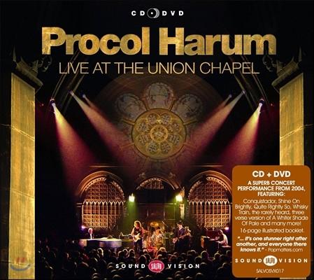 Procol Harum (프로콜 하럼) - Live At Union Chapel (2004년 유니언 채플 라이브 실황) [Special Edition]