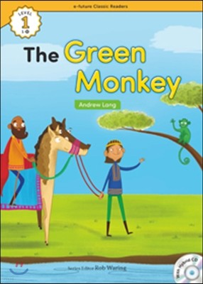 e-future Classic Readers Level 1-16 : The Green Monkey
