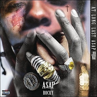 A$AP Rocky (에이셉 라키) - At.Long.Last.A$Ap [2LP]