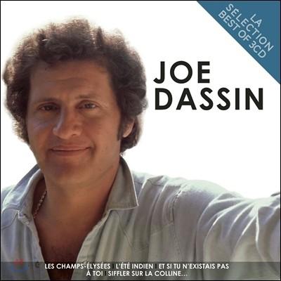 Joe Dassin (조 다생) - La Selection Best of 3CD (베스트 앨범)