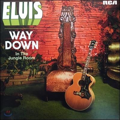 Elvis Presley (엘비스 프레슬리) - Way Down In The Jungle Room [2LP]