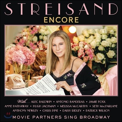 Barbra Streisand (바브라 스트라이샌드) - Encore: Movie Partners Sing Broadway [Deluxe]