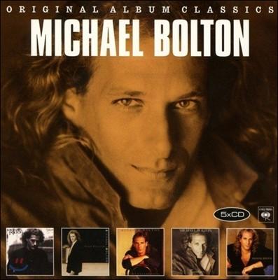 Michael Bolton (마이클 볼튼) - Original Album Classics (오리지널 앨범 클래식스)
